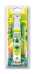 Ambientador Tropi Fresh Spray Limão 60 ml (blister)