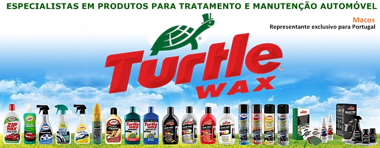 Turtle Wax Portugal