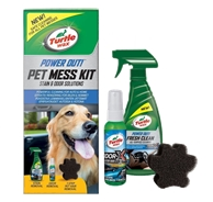 Kit de Limpeza Pet Mess Turtle Wax