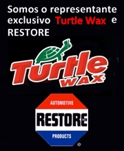 Representante Exclusivo da TurtleWax e Restore para Portugal